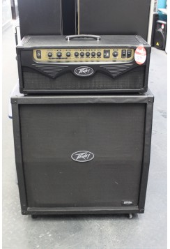 Peavey Vypyr Tube 120H & Peavey Supreme XL 412 Cab Combo