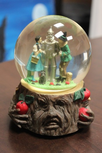 The Wizard of OZ Waterglobe