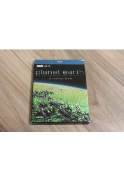 Planet Earth The complete series (Blu-ray,4 disc set, 2007)