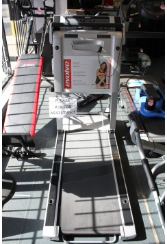 Tempo Evolve Fold-Away Treadmill