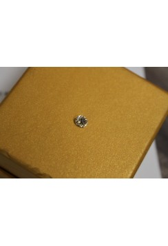 One round brilliant cut diamond 0.50ct