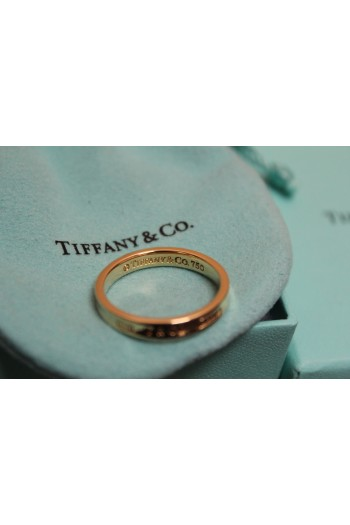 Tiffany & Co 1837 Ring