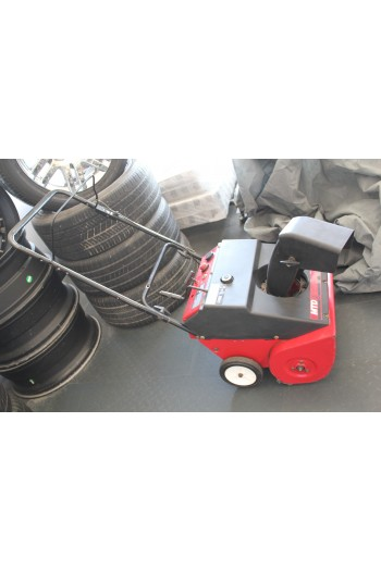"MTD 3HP/21"" (31A-140-500) single stage snowblower"